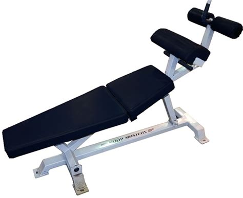 portable exercise bench bodymasters decline portable bench fitness superstore
