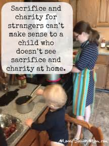 charity begins at home 31 days of giving on a budget charity begins at home day