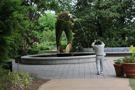 Earth Goddess Mosaiculture Sculpture Picture Of Atlanta The Atlanta Botanical Garden