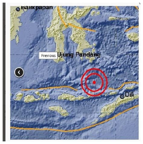 earthquake jakarta post strong 6 7 magnitude earthquake strikes indonesia earth