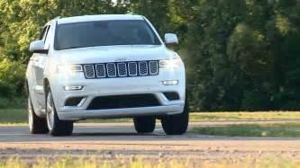 green jeep cherokee 2017 2017 jeep grand cherokee summit luxury full size suv