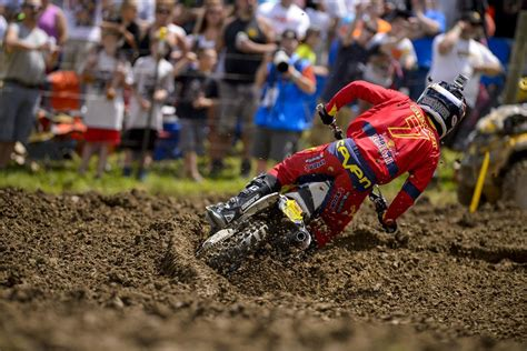 ama motocross photos of the deepest ruts of the ama motocross series