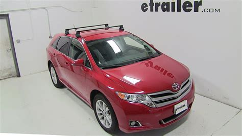 Prius V Roof Rack Thule by Thule Roof Rack For 2013 Toyota Prius V Etrailer