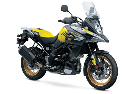 suzuki  strom xt abs review total motorcycle