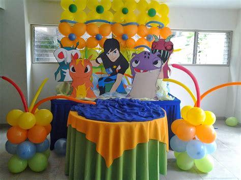 como decorar una con motivos muyameno fiestas infantiles decoradas con bajoterra parte 1