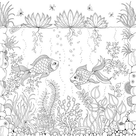 coloring book for adults 10 coloring books to help you de stress and self