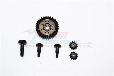 Gear Set Revo Absulute rcjaz au traxxas revo revo3 3 steel gear set for differential assembly 6pcs gpm strv1202