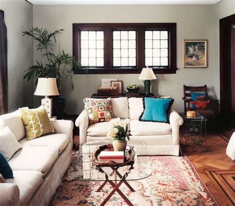 Adding Color To Neutral Living Room by Inject Personality Into Neutral Sofas By Adding Brightly