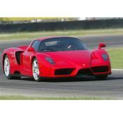 FAST CARS Enzo Ferrari