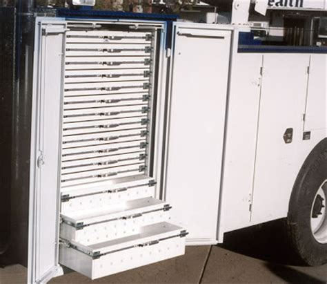Service Cupboard Commercial Truck Success Sweet Drawer Unit From A G