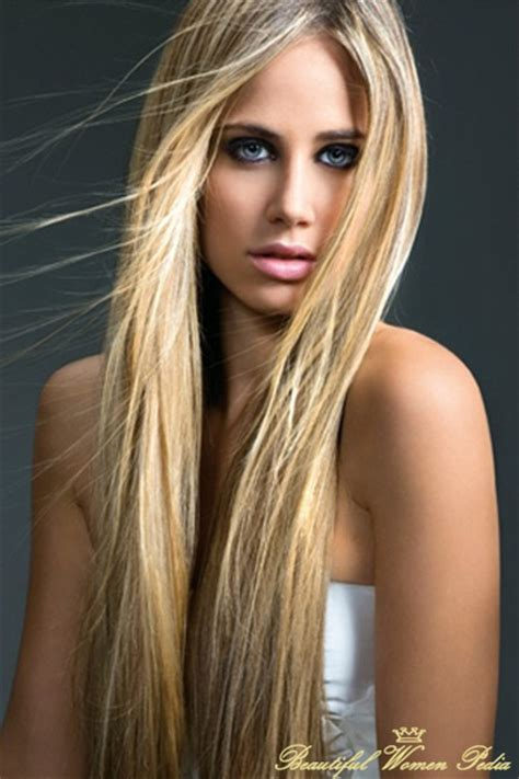 gorgeous long blonde hair beautiful girls with long hair