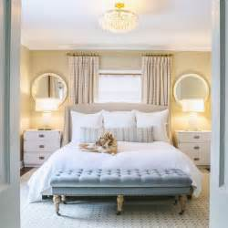 25 best ideas about small master bedroom on pinterest beautiful bedroom decor tufted grey headboard mirrored