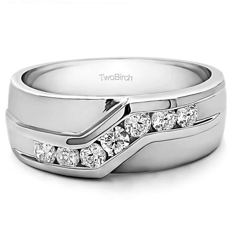 set perhiasan xuping set chanel 48 0 48 carat twisted channel set mens wedding ring or unique