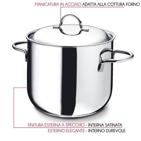 batteria da cucina lagostina batteria grancucina 10 pz lagostina lagostina stilcasa