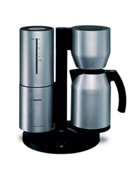 porsche design coffee maker the future is in the present at siemens this christmas