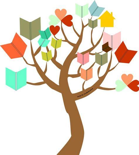 wallpaper pohon kartun 1 kepemimpinan literasi menjawab tantangan memutar balik arus