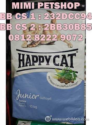 Makanan Kucing Murah Sabina Catfood jual makanan kucing cat food happy cat murah bisa kirim jakarta web iklan