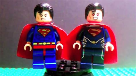 Lego Original Minifigure Superman Of Steel lego of steel superman minifigure 2013