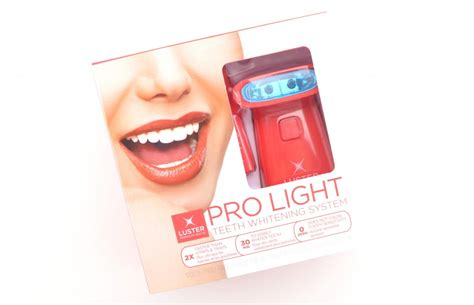 Luster Pro Light Teeth Whitening System by Luster Pro Light Teeth Whitening System Review
