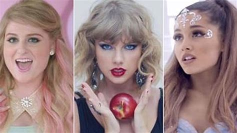 taylor swift and ariana grande mashup every hit of 2014 in one six minute mashup