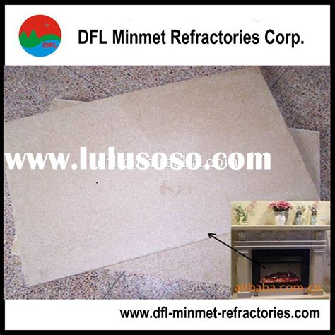 fireproof material vermiculite boards board for