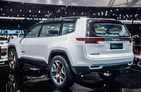 New 2020 Jeep Grand by 2020 Jeep Grand Release Date Top New Suv