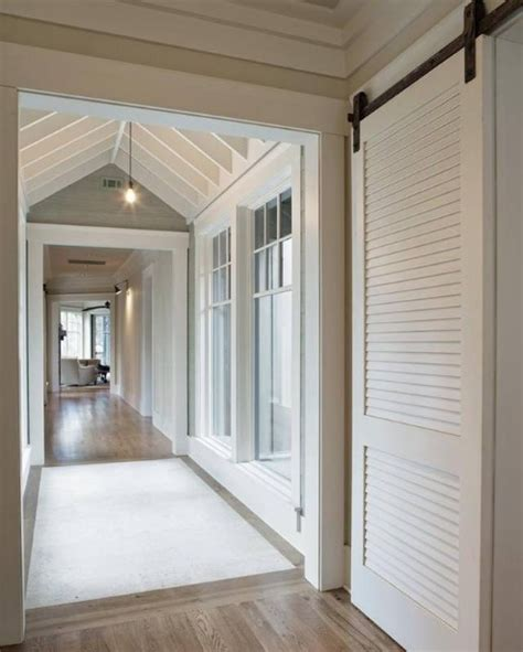 Louvered Interior Doors Options To Decorate Your Home Custom Louvered Closet Doors