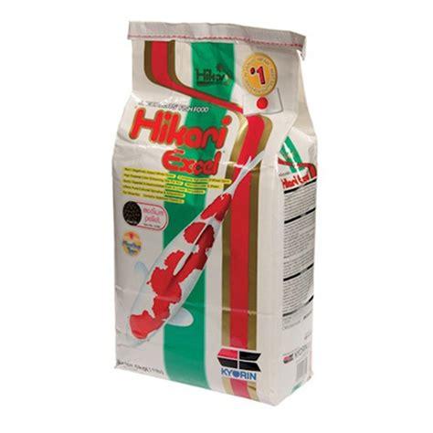 Hikari Excel 5kg hikari excel medium 5 kg koi pleasure