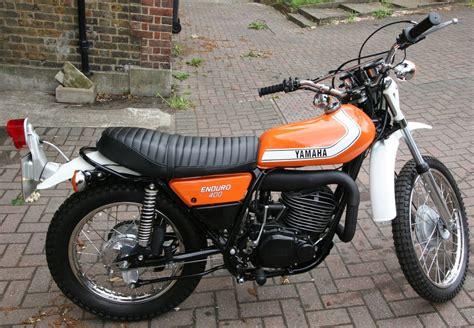 vintage yamaha yamaha dt400 gallery classic motorbikes