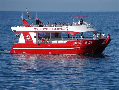 catamaran in ingles multiaquatic catamaran boat trip gran canaria attractiontix