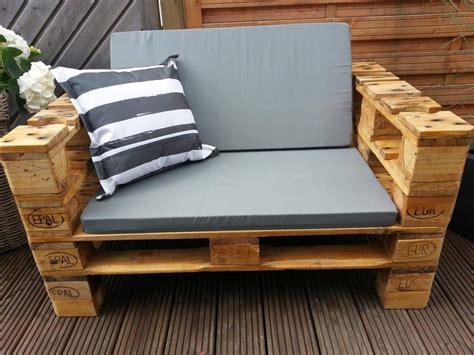 sillon hecho de palets elegante sof 225 hecho de palets