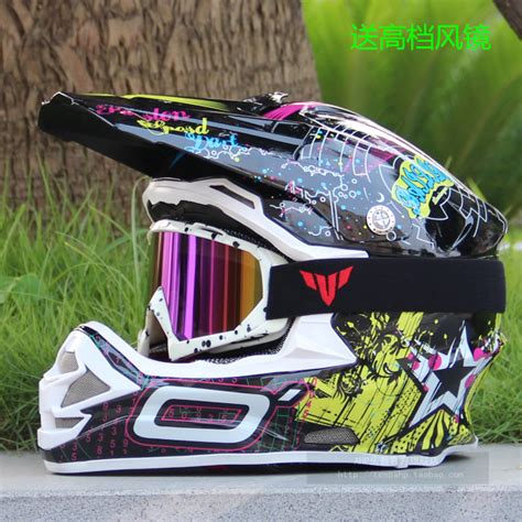 motocross helmet and goggles motorcycle helmet casco motocross goggles free
