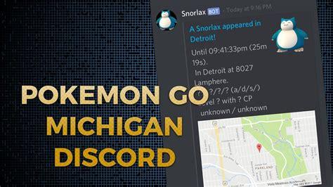 discord pokemon go pokemon go michigan discord tutorial youtube