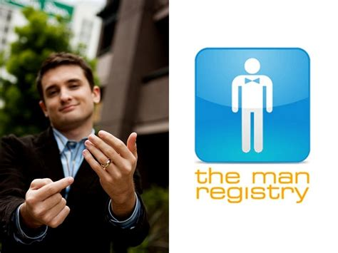 Wedding Registry Advice by Groom S Advice From A True Expert Chris Easter Of The