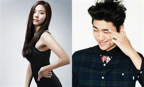 film drama korea uee quot high society quot sung joon says uee has best body among his