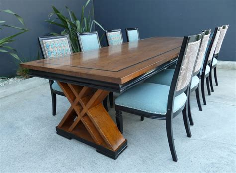 solid wood modern furniture modern dining room tables solid wood busca modern