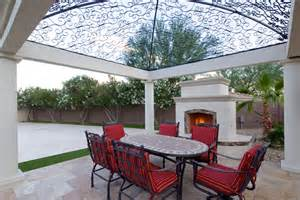 Backyard Pool And Landscaping Ideas Pergolas Ramadas And Gazebos Phoenix Landscaping Design