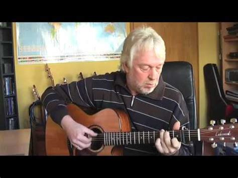 tutorial guitar the boxer the boxer fingerstyle youtube