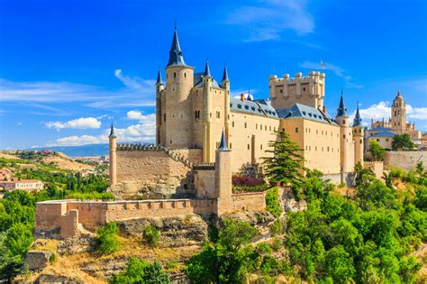 beautiful castles ten most beautiful castles in spain 187 cellar tours
