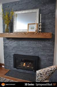 Natural Stone Fireplaces Natural Stone Veneer For Fireplace Clad In