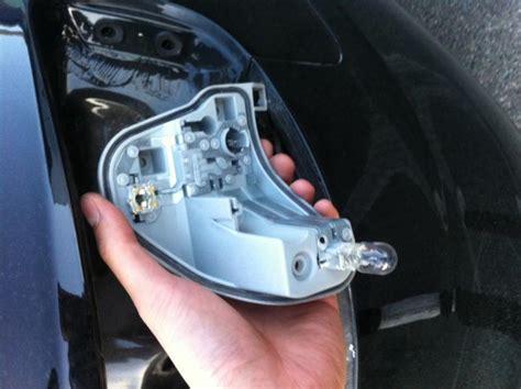 audi a3 rear light removal changing rear brake light on audi a4 avant 2009 b8