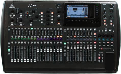 Mixer Behringer X32 behringer x32 digital mixer gak