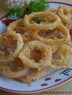 cara membuat onion ring ala cfc pisang goreng pasir simak panduan video cara membuat