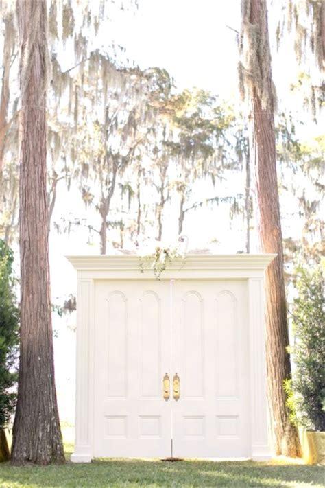 Wedding Doors by 43 Best Outdoor Wedding Entrance Ideas Pink Lover
