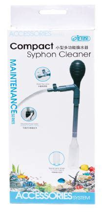 Compact Syphon Cleaner Ista ista all in 1 smart maintainer set aquariumline