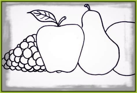 imagenes de verduras faciles para dibujar frutas y verduras para colorear dibujos latest frutas y