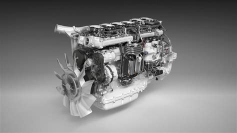 new 450 hp engine with scr only scania