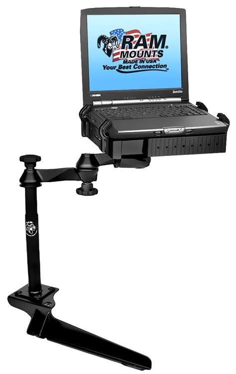 vehicle computer desk vehicle laptop desks from ram mount