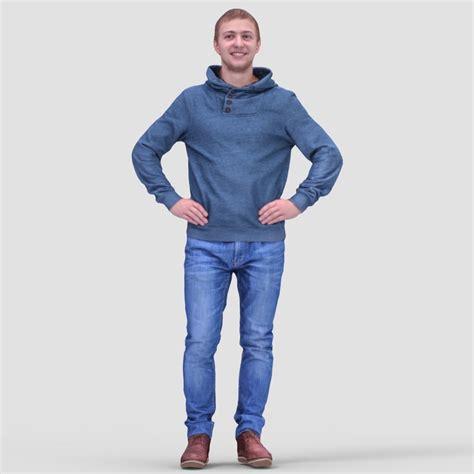 3d Human Model realistic human 3d model