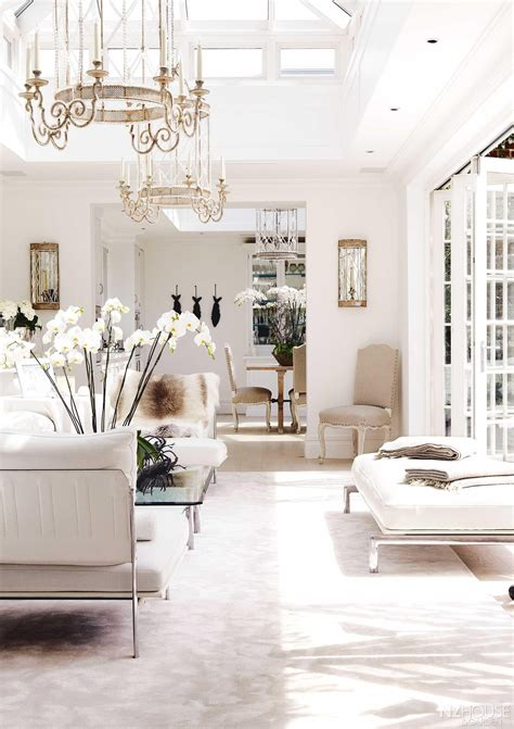 white london mansion nz house  garden